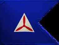 Civil Air Patrol Guidon Unframed 20x27 (Regulation)
