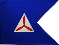 Civil Air Patrol Guidon Framed 16x20