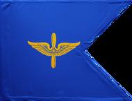 Aviation Corps Guidon Framed 24x31 (Regulation)