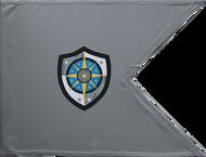 Cyber Protection Brigade Guidon Unframed 20x27 (Regulation)