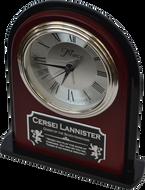 Marco Rosewood Clock Q103