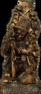 Rod Mench Audi Murphy Statue