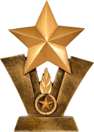 Golden Victory Star Award