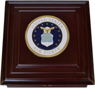 Air Force Desktop Keepsake Box