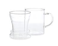 Glass Mug with Loose Tea Infuser
