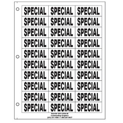 "1"" Special"
