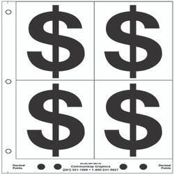 """5"""" Dollar $"""