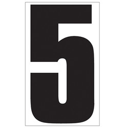 "12"" Number 5"