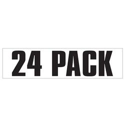 Medium Banner Label - 24 Pack