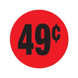 Da-Glos 49¢