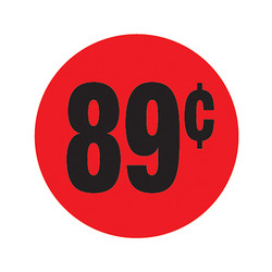 Da-Glos 89¢