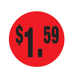 Da-Glos $1.59