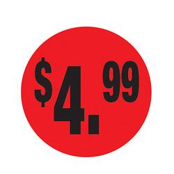 Da-Glos $4.99