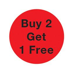 Da-Glos Buy 2 Get 1 Free