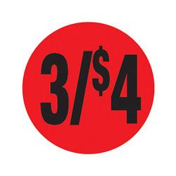 Da-Glos 3/$4.00