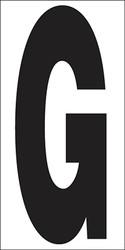 "6"" Letter G"