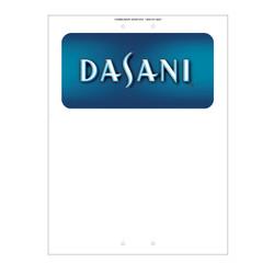 """Mini Pole Sign - 24"""" x 32"""" Dasani"""