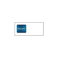 Dasani Logo Runner Tag