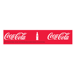Coke Runner Tags on a Roll