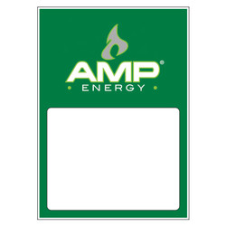 Amp Low Tac Cling