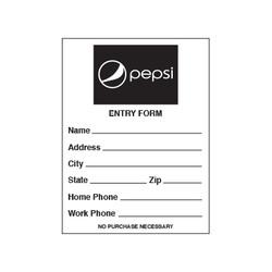 Pepsi Entry Pads