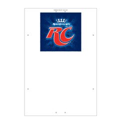 "Exterior Pole Sign - 32"" x 48"" RC"