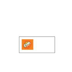 Orange Crush Runner Tag