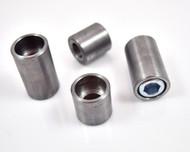 "3/8"" steel weld on counterbore bung"