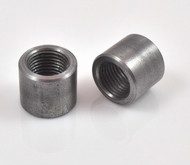 Steel weld in BSPP british standard pipe thread bung 1/4""