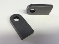 univesal weld on tab 3/8 through hole