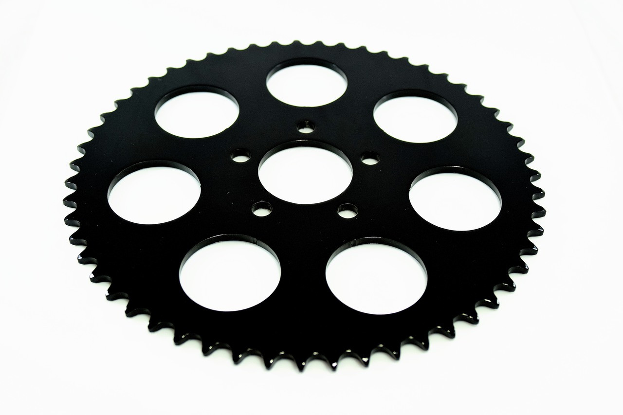 52 55 60 And 65 Tooth Stunt Sprockets For 520 And 530