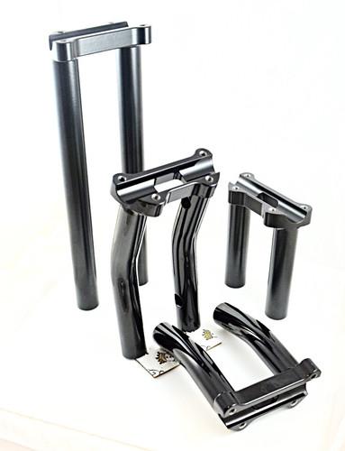 custom size  build to order riser handlebar harley dyan sprotster fxr