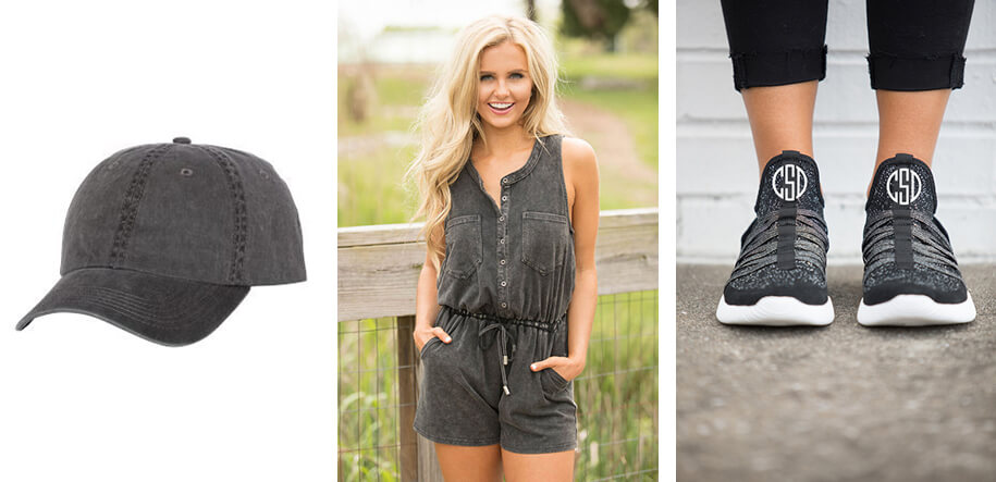 Super Cute All Black Outfits - Fade to Black