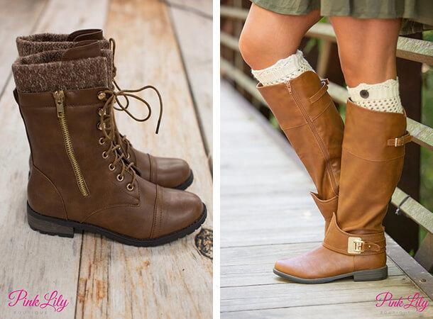 Best Winter Accessories - Boot Socks & Cuffs