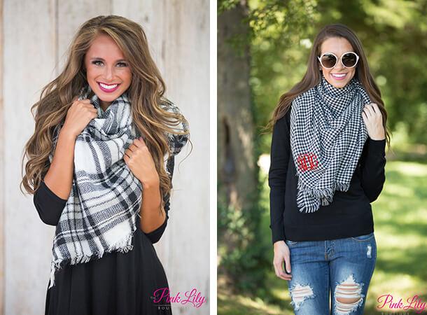 Best Winter Accessories - Scarves