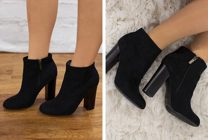 Fall Boot Styles - Kick Up Your Heels