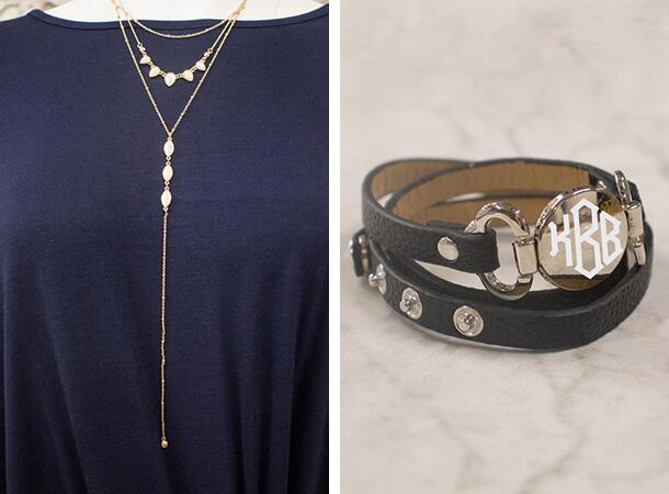 Fall Jewelry Styles - Mix It Up