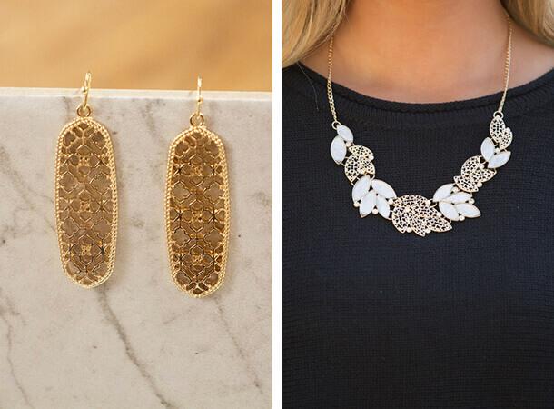 Fall Jewelry Styles - Pattern Variety