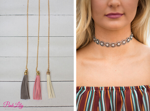 Fall Jewelry Styles - Watch Your Neck