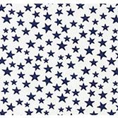 Navy/White Stars