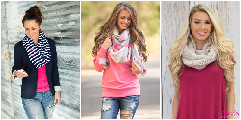 How To Mix and Match Scarves with Your Favorite Outfits ...