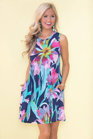 Destined For Paradise Dress