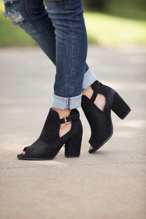 The Gina Booties