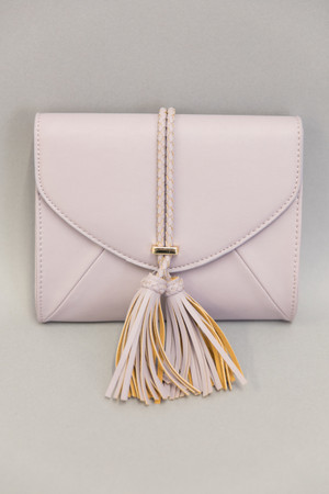 Meant To Be Mine Crossbody Purse Lilac