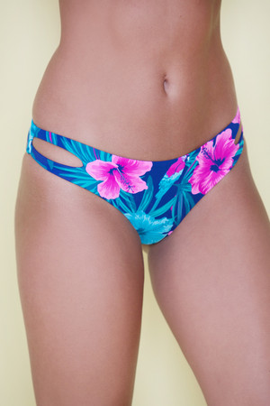 Tropical Days Are Calling Swimsuit Bottoms
