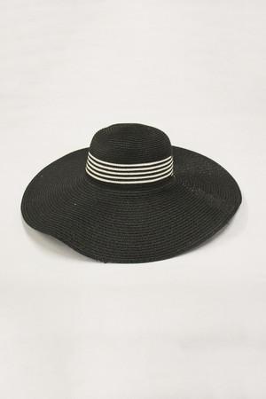 Deck Life Daydreams Floppy Hat Black