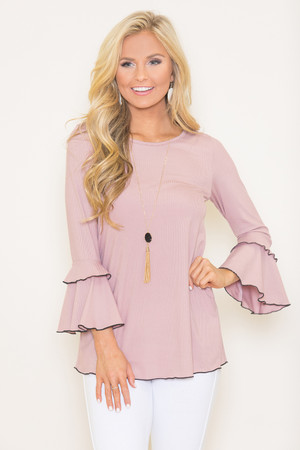 Something Special About This Love Blouse