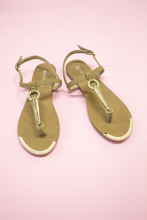 The Leona Sandals