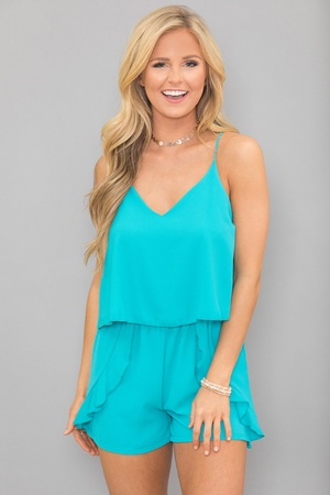 Off On A Voyage Romper