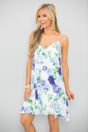 Listen To My Dreams Floral Dress